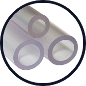 Non Phthalate Unreinforced PVC Tube