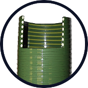 Medium Duty PVC Suction and Discharge Hose